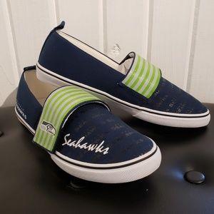 🎁NFL Seattle Seahawks Sneakers & FREE Gift🎁